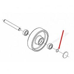 Pierścień zabezpieczający koło nr: 51037485