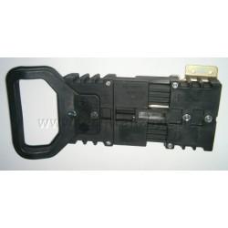 Złącze SZTSEE-100A do wózków EV-687NT EV-715 EP-011 ES-301 (wtyczka + gniazdo)