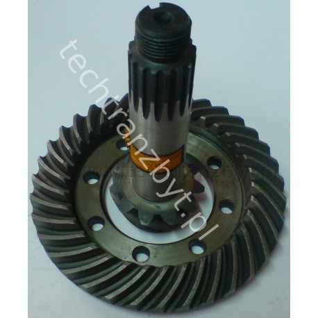 koło i wałek dyferencjał (mechanizmu różnicowego) DV 1792 nr.kat. 284697/284698