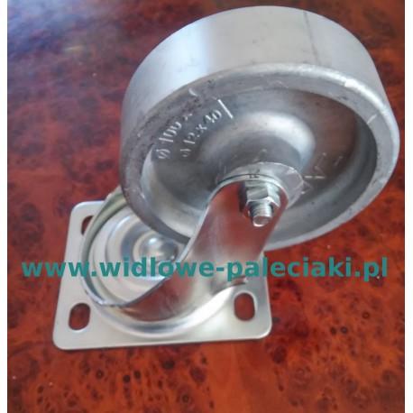 Zestaw skrętny Ø100 mm odporny na wysoką temperaturę +300°C
