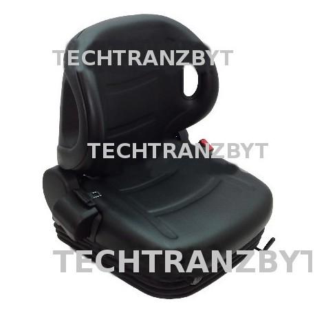 Fotel / Siedzenie operatora z amortyzacją mechaniczną TOYOTA