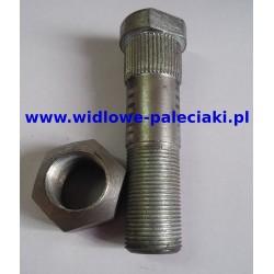 Śruba koła M22x15 Balkancar DV1792 / DV1794 / EV735
