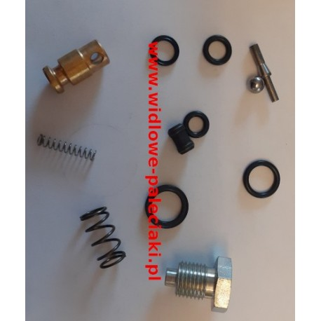Komplet zaworków - stożek wózek paletowy WRU4-2200