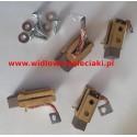 Zestaw szczotek silnika pompy Jungheinrich 50031877