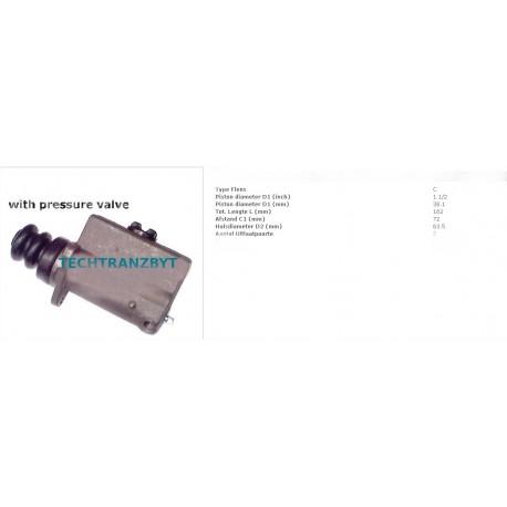 Pompa hamulcowa / sprzęgła CLARK FD2704