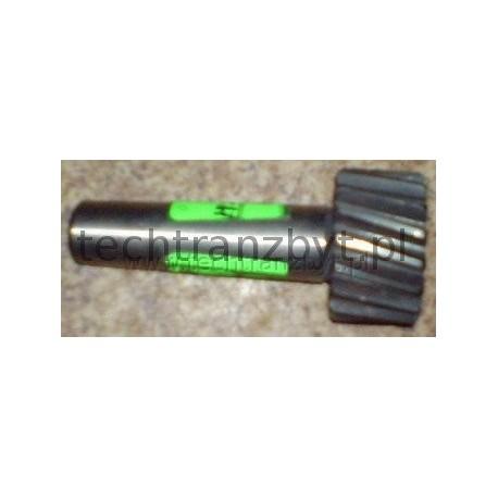 Wałek zębaty Z-17 do silnika jazdy (RAK)